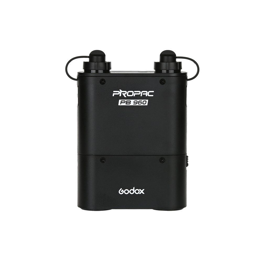 Andoer Godox PROPAC PB960 Dual-Output Speedlite Power Battery Pack 4500mAh for Canon Nikon Flash Black free shipping 10pcs tny264p tny264pn dip7