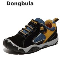 Girl Sneakers Children Shoes For Casual Running Big Kids Black Sports S