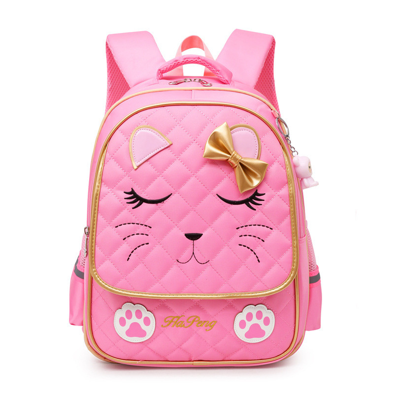 2019 Waterproof Children School Bags For Girls Cartoon School Backpack Kids Satchel Orthopedic Schoolbag Kids Book Bag Mochilas