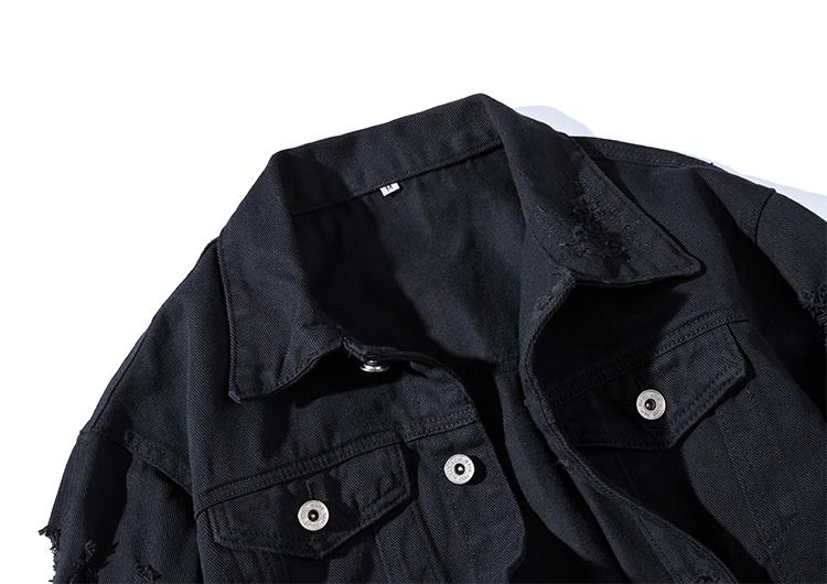 Topdudes.com - Spring Autumn Denim Jackets Jean Coats