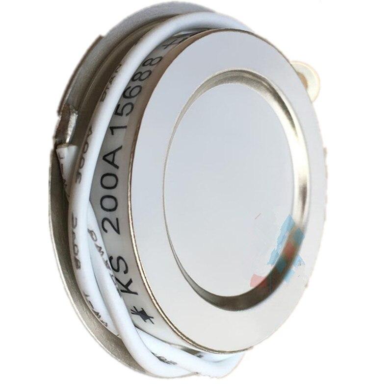 Concave Plate Two Way Thyristor SCR KS200A KS200A 1600V 3CTS 500A 1600V 800A 1600V 200A 1600V
