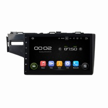 10.1″ Android 6.0 Octa-core Car Multimedia Player For HONDA FIT 2014-2015 Car Video Audio Without DVD Car Stereo Free MAP