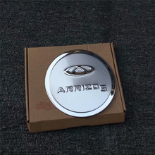 Stainless steel fuel tank cover fit for ARRIZO5,car-styling trim oil cap protect decorat film auto cover stickers недорого
