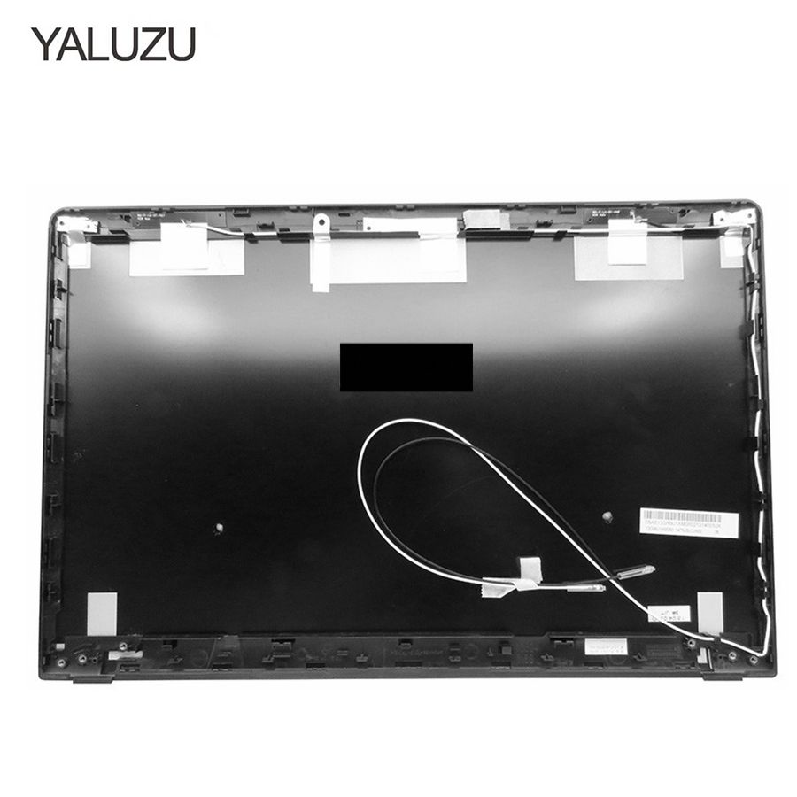YALUZU For ASUS N56 N56SL N56VM N56V N56VZ N56XI N56VB N56DP Laptop Top LCD Cover New Black A Case new laptop for asus n56 n56vm n56v n56dp n56sl n56vz bottom case base case bottom shell d cover without ap0202130500 3cnj8bcjn10