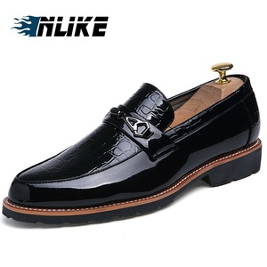 INLIKE Men Shoes Pointed Toe D