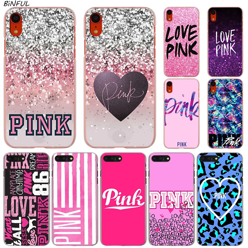 finest selection 95d50 3eea6 top 9 most popular pink victoria secret iphone 5c case list and get ...