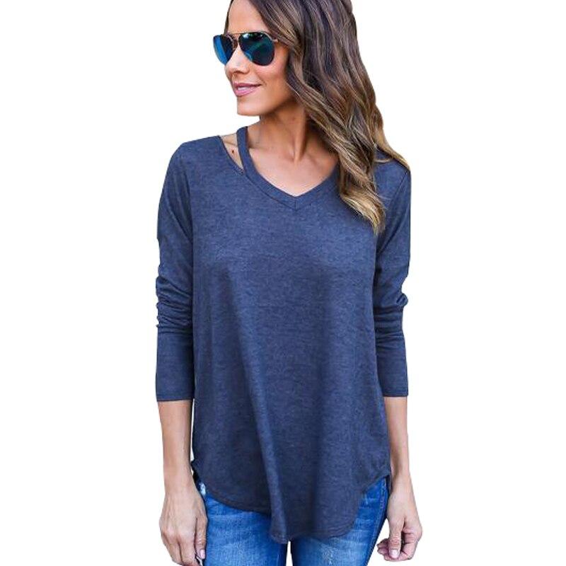 S-XL 3 colores 4 yardas mujeres suéteres y suéteres con cuello en V suéter de pu