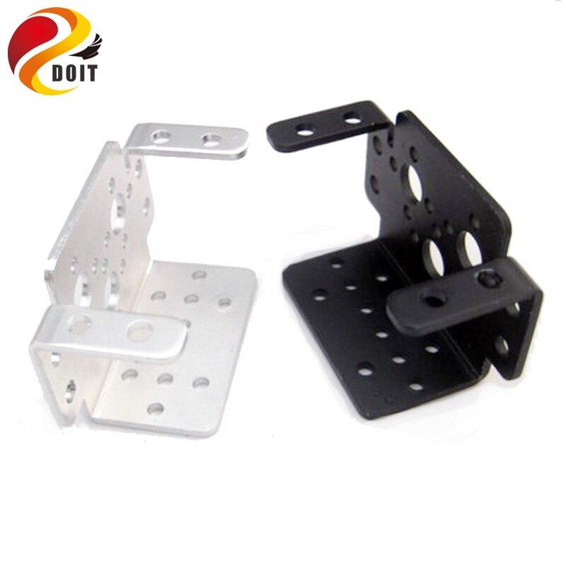 Original DOIT Multifunction Steering Bracket PTZ Robotic Manipulator Robot Bearing Frame Robot Arm Paw DIY RC Toy