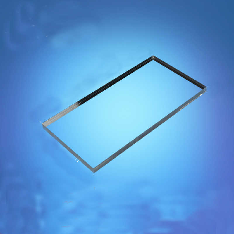 Transparant Plexiglas Clear Acryl Perspex Sheet Plastic Transparant Bestuur Perspex Panel glas polymethylmethacrylaat 1 2 3mm