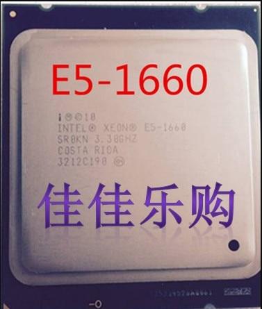 Процессор Intel Xeon E5 1660 SR0KN, 3,3 ГГц, 6 ядер, 15 Мб кэш-памяти, сокет 2011, процессор E5 1660
