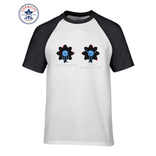 2017 Various Colors Funny Cotton Cool Chemistry Atoms Printed Cotton Funny T Shirt for men