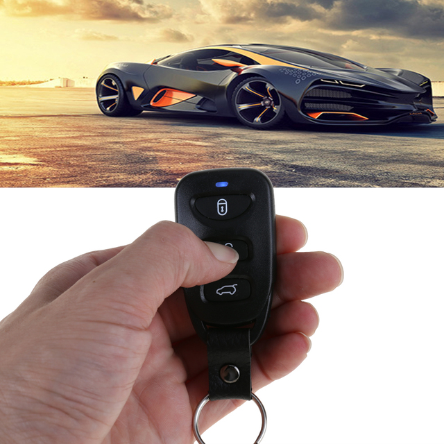 Universal Alarm Car System