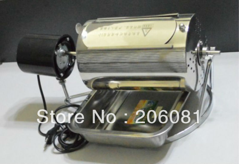 Home coffee roaster (factory directly sale) with thermostat suit for stove high quality and perfect roaster roaster coffee   - title=