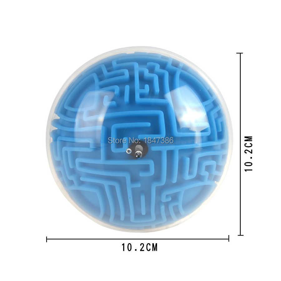 Mini 3D Ma Thuật Câu Đố Mê Cung Bóng Cube Trò Chơi Globe Sphere Số Lượng Lớn Mê Cung Đồ Chơi Brain Teaser Trò Chơi Học Tập Giáo Dục Đồ Chơi Câu Đố