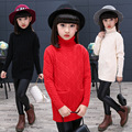 New Pattern Children's Winter Clothes Rendering Unlined Garment Knitting Unlined Upper Garment Sweaters Kids Clothing 3 Colour