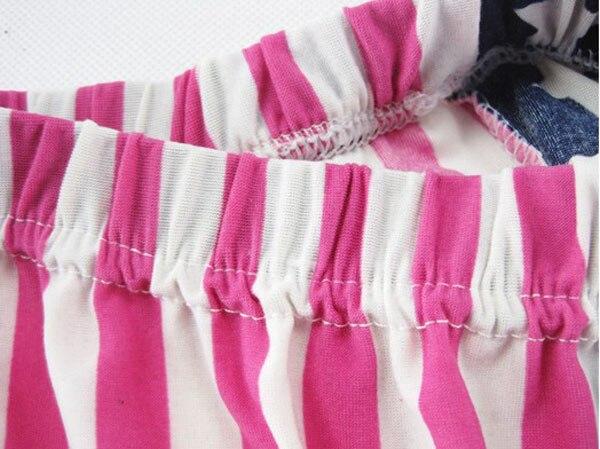 Europe Womens Girl Stripe Stars Splice Tights Leggings Trouser Pants Quick-Drying Running Womens Sports Leggings