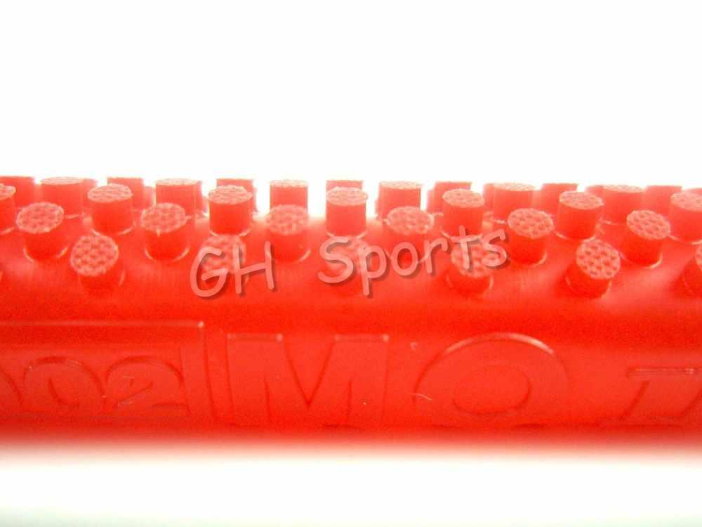 Globe Mo Wang II Long Pips-Out Table Tennis (PingPong) Rubber Without Sponge (Topsheet, OX)