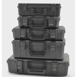 Защитный защитный ящик для инструментов, коробка для оборудования, чемодан, ударопрочный чехол для инструмента, ударопрочный пластиковый г...