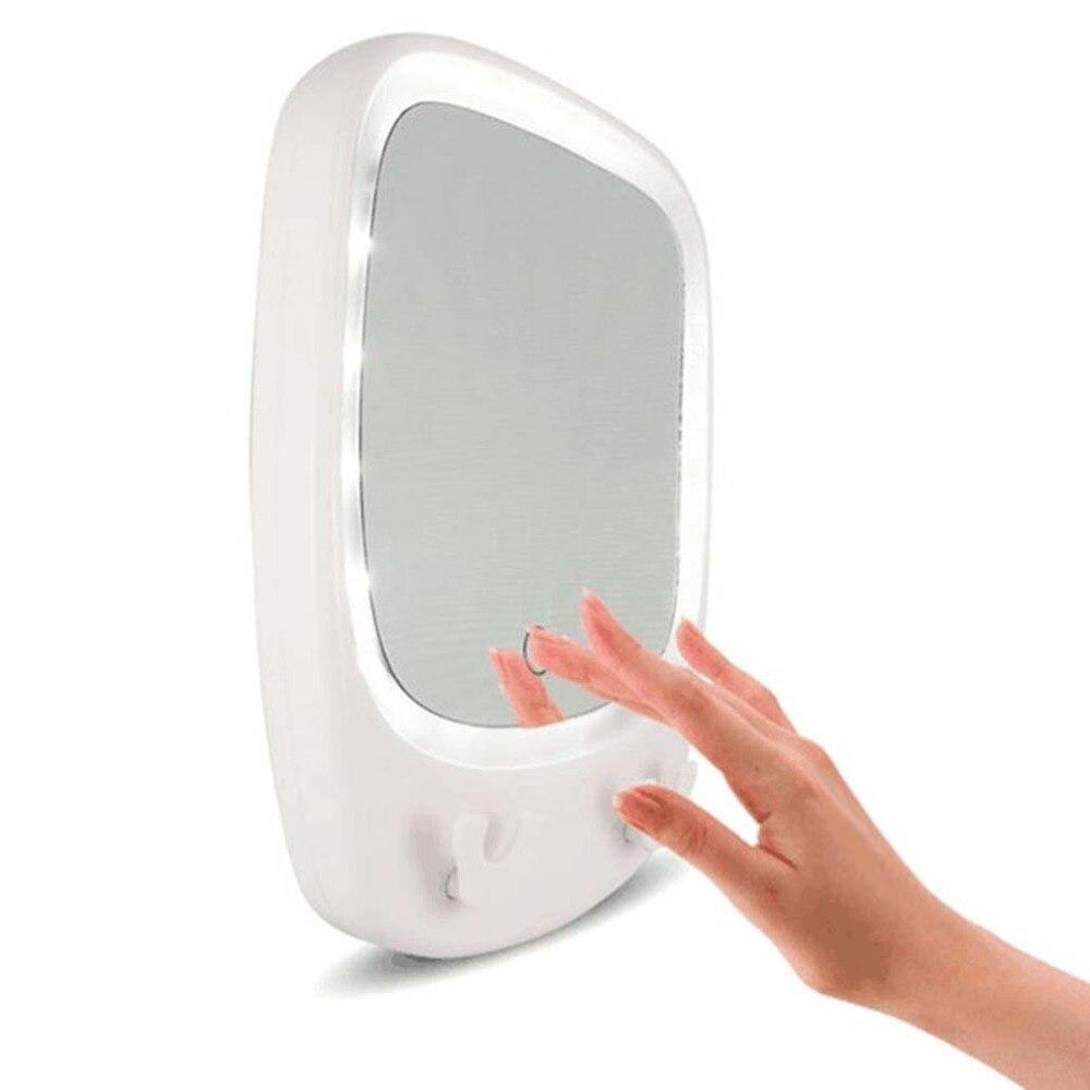 Compra espejo de aumento para la ducha online al por mayor - Espejo para ducha ...