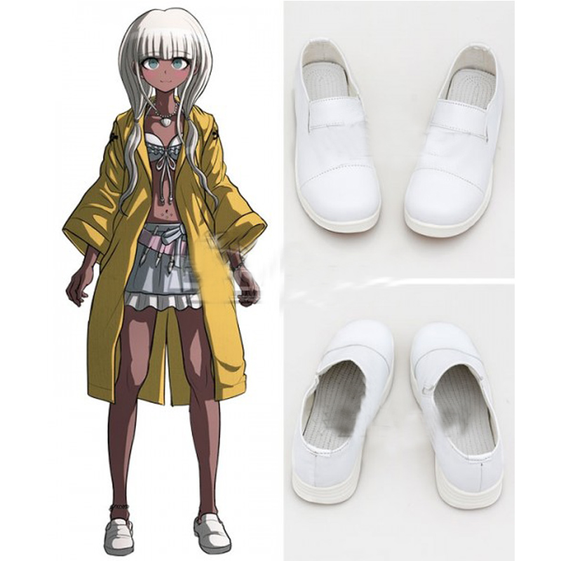 Danganronpa V3: Killing Harmony Angie Yonaga Cosplay Shoes Boots Halloween Carnival Party Cosplay Costume Accessories