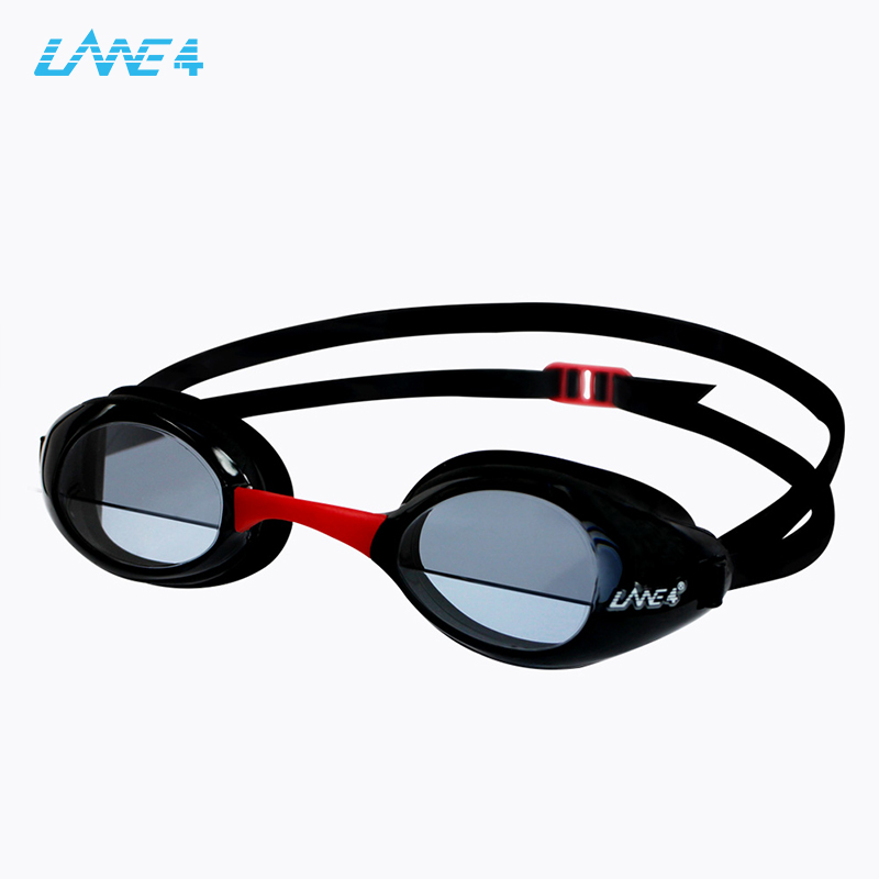 ed388688ce1 LANE4 Racing Swim Goggle Hydrodynamic Design Anti-fog UV Protection for  Adults Men Women A728