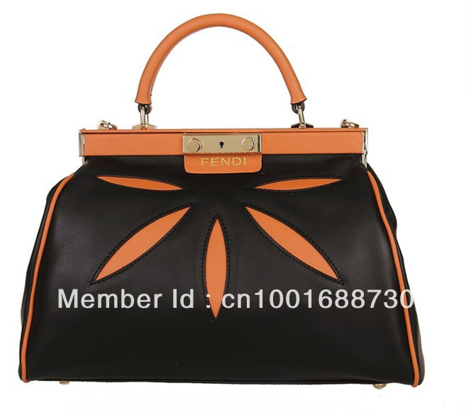 Free Shipping! 100% New Women Fashion  Leather handbag shoulder bag