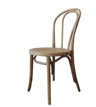 Solid Wood Chairs Wedding Bar Restaurant American Country To Do The Old Vintage French Oak Chair Backrest