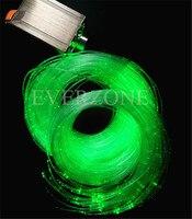 200 шт. 1*0,75 мм 2 м сенсорными блеск оптического волокна света комплект с 16 Вт светодио дный источник света РФ Пульт дистанционного управления