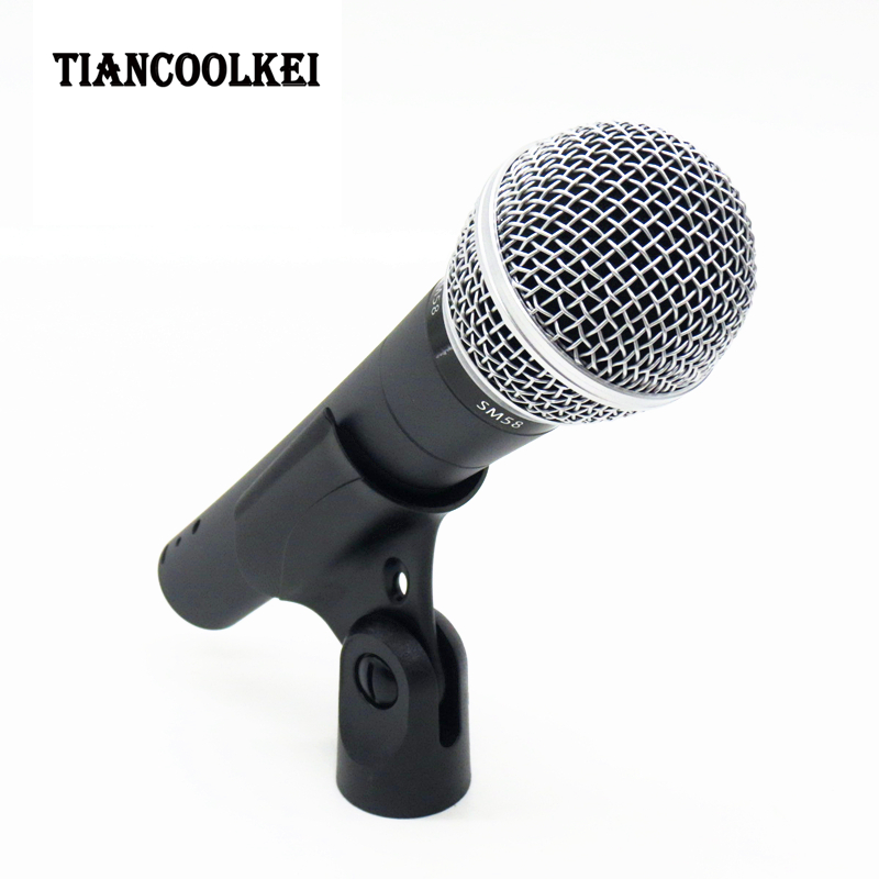 New High quality SM57 57LC SM 58 58LC SM58LC 58A Mike Mic Clear Sound Handheld Wired Karaoke Microphone Free shipping  free shipping high quality version sm 58 58lc sm58lc wired vocal karaoke handheld dynamic microphone microfone microfono mic