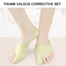 1 Pc Bunion Toe Separator Corrector Straightener Brace Hallux Valgus Orthosis Pain Relief Support WH998