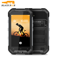 """Оригинальный Blackview BV6000 4G LTE Восьмиядерный IP68 водонепроницаемый смартфон 4,7 """"3 ГБ + 32 ГБ NFC 4500 мАч Android 6,0 мобильный телефон"""