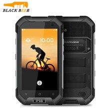 "Oryginalny Blackview BV6000 4G LTE octa core IP68 wodoodporny smartfon 4.7 ""3 GB + 32GB NFC 4500mAh Android 6.0 telefon komórkowy"