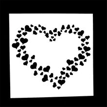 Kalp şekilli Boyama Ucuza Satın Alın Kalp şekilli Boyama Partiler