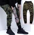 Мужчины камуфляж брюки брюки уличная Камуфляж человек Камуфляж кросс шаровары случайные штаны