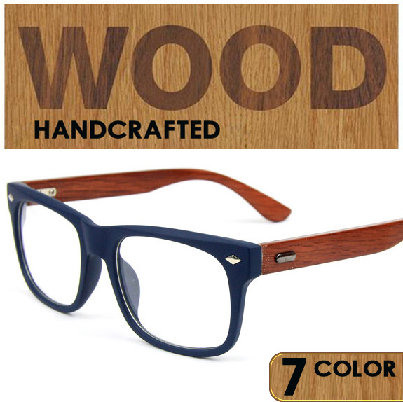 Wood Frame For Glasses : Online Buy Wholesale wooden glasses frames from China ...