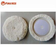 Auto adesivo Dischi di Lana Feltro di Lucidatura Ruota di lana di Rettifica Testa Ruota Pad per Auto Lucidatrice 150 millimetri 180 millimetri