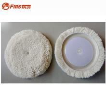 Self adhesive Wool Discs Felt Wheel Polishing Grinding Wheel Head Pad for Car Machine Polisher 150mm 180mm