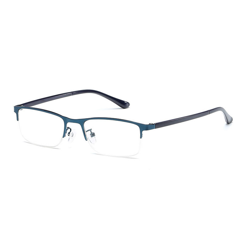 Image 4 - Optical Eyeglasses Half Rim Eyeglasses Non Spherical 12 Layers Coated Lenses Reading Glasses+1.0 +1.5 +2.0 +2.5 +3.0 +3.5+4.0-in Women's Reading Glasses from Apparel Accessories
