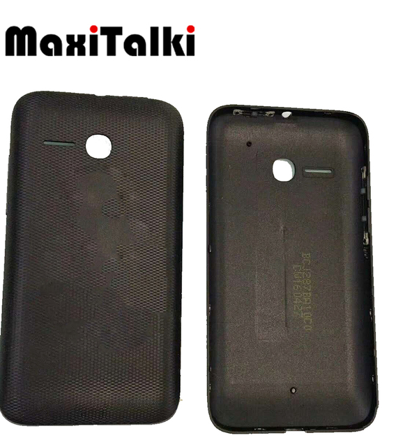 newest eb0d8 9aadc US $32.5 |10PCS/Lot High Quality For Alcatel One Touch Evolve 2 POP D3  OT4037 Battery Cover Back Door Rear Housing Glass Cover Case-in Mobile  Phone ...