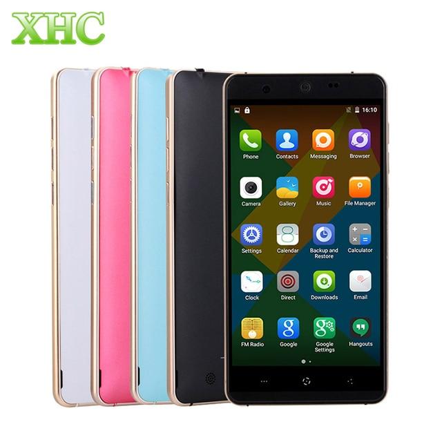 Regalos gratis Original 64Bit 4G KINGZONE N5 5.0 ''Android OS 16 GB MT6735 Smartphone Quad Core 1.0 GHz RAM 2 GB 1280*720 13MP teléfono