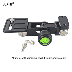 Image 4 - BEXIN Long Telephoto Zoom Lens holder Camera Long Focus Lens Camera Support quick release Plate bracket