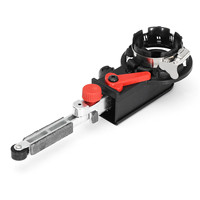 New DIY Sander Sanding Belt Adapter For 115 125 Electric Angle Grinder With M14 Thread Spindle