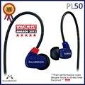 Soundmagic PL50 Equilibrio Armature de alta fidelidad en la oreja los auriculares, buena calidad de sonido de China famosa marca Nuevo original de Envío Del correo aéreo libre