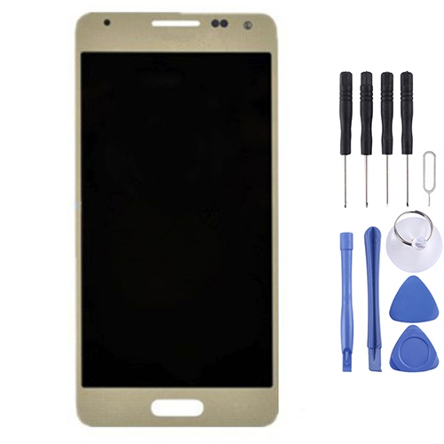 Original <font><b>LCD</b></font> Display + Touch Panel <font><b>for</b></font> <font><b>Galaxy</b></font> <font><b>Alpha</b></font> / <font><b>G850</b></font>, G850F, G850T, G850M, G850FQ, G850Y(Gold) image