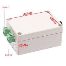 10A DC speed controller, box, 12V24V motor CW/CCW converter