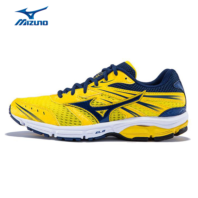 MIZUNO Men WAVE ZEST Mesh Breathable Light Weight Cushioning Jogging Running Shoes Sneakers Sport Shoes J1GR159800 XYP300 zest zest 23742 3