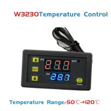 W3230 AC 110V 220V 20A Temperature Controller LED Thermostat Regulator Control