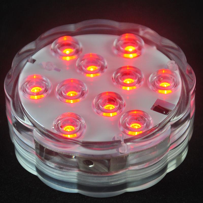 Flower Shape Submersible Light