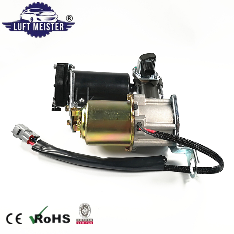 For Land Cruiser Prado J12 J15 4Runner Air Suspension Compressor Pump 4891060040