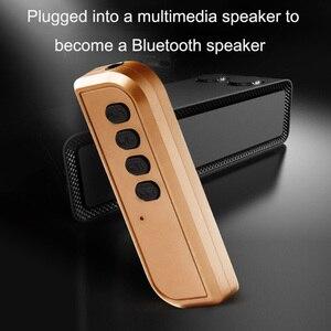Image 3 - JINSERTA Bluetooth 4.2 Ricevitore 3.5 millimetri Aux Ricevitore Audio Bluetooth Adattatore TF di Sostegno per Altoparlante Senza Fili Della Cuffia a Mani Libere